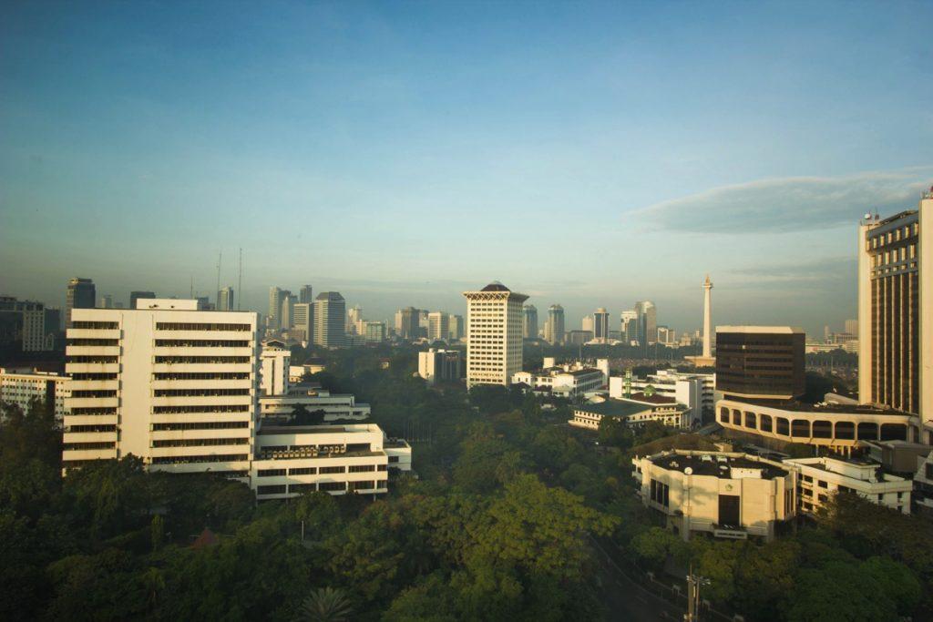 Jakarta Morning View