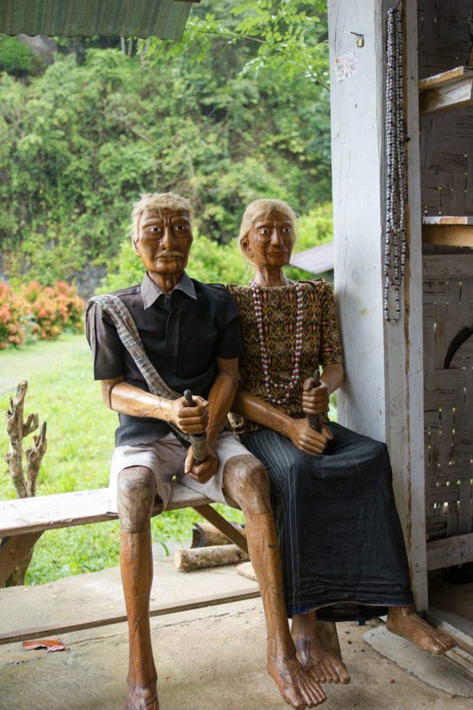 Tau Tau Toraja