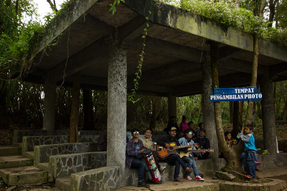 Music in Dieng