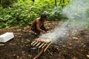 Seafood BBQ Krakatau