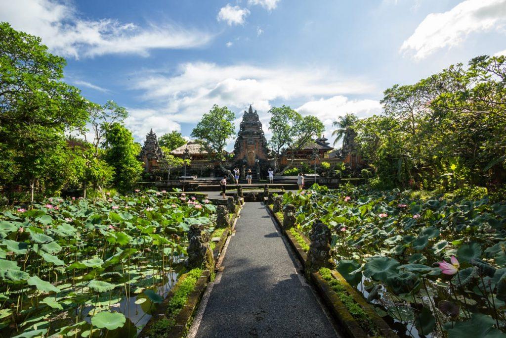 Taman Saraswati Ubud