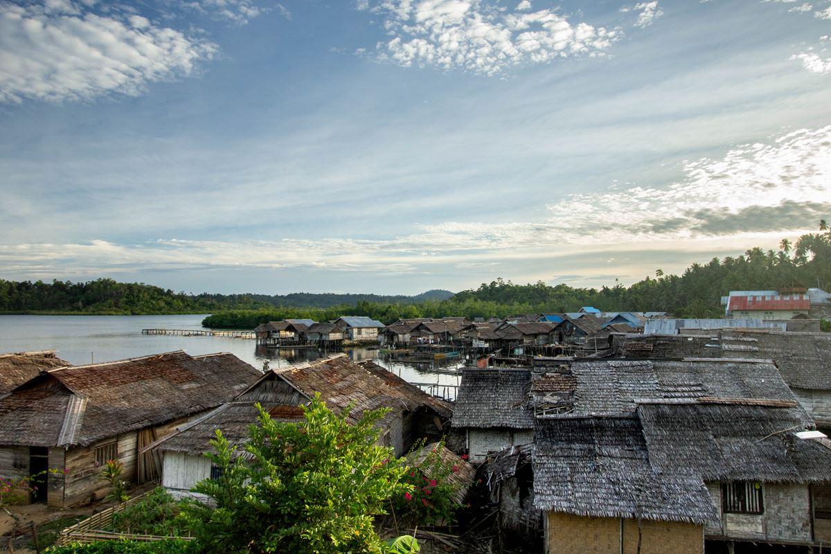 Lembanato village