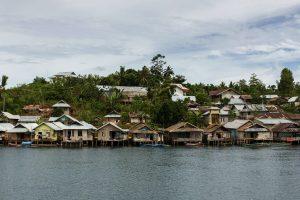 Togean village
