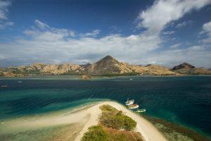 Kelor island Komodo