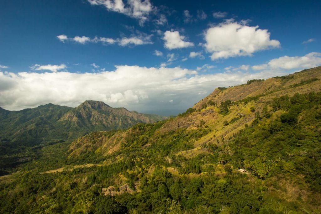 Bena village Bajawa