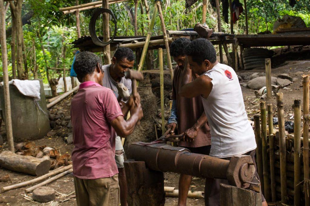 Nele blacksmith