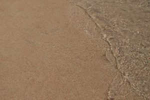 Pink sand Komodo