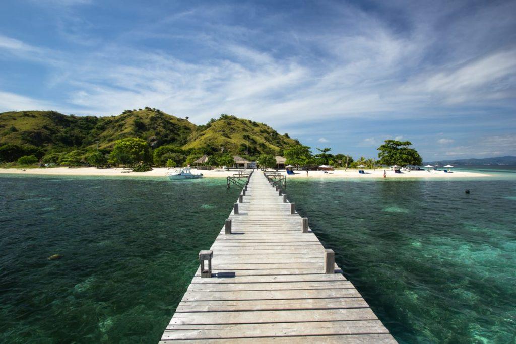 Kanawa island Komodo
