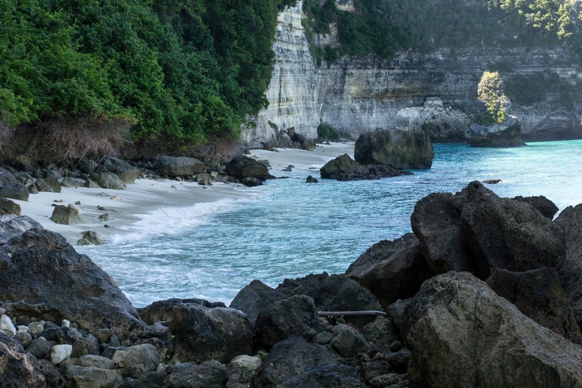 Suwehan Beach Penida