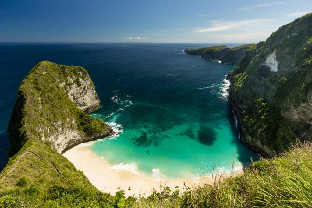 Kelingking beach Penida