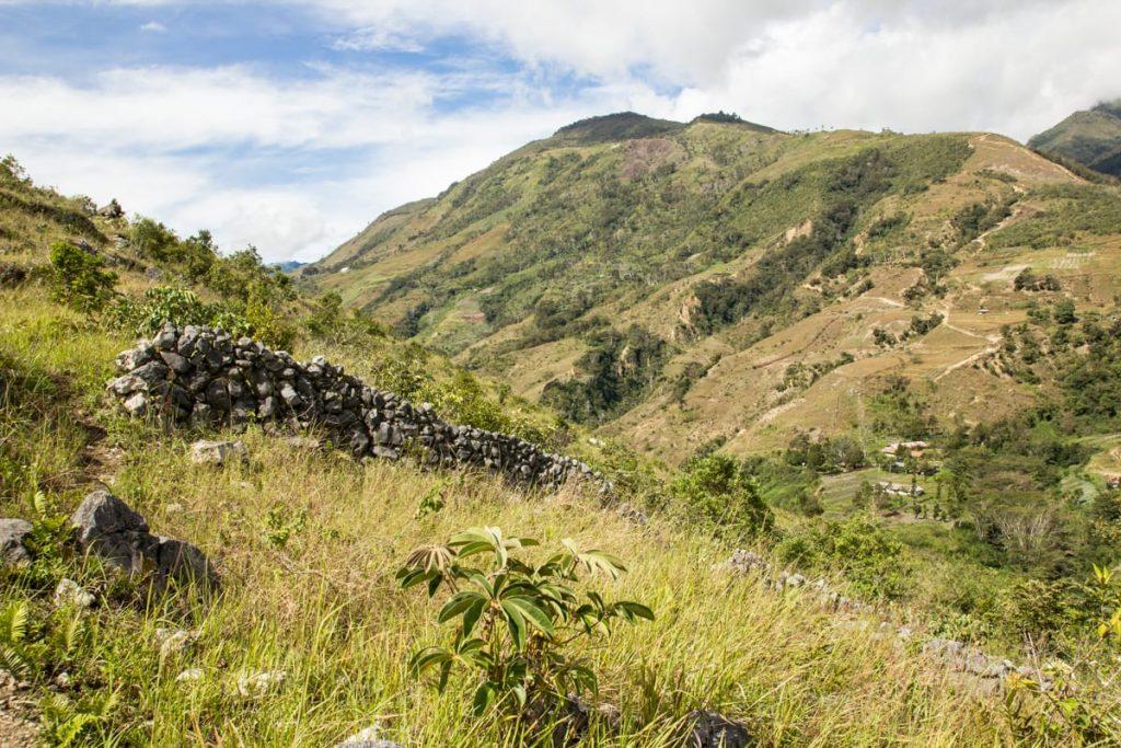 Baliem valley Kurima