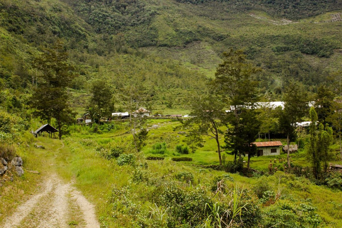 Baliem valley Hitugi