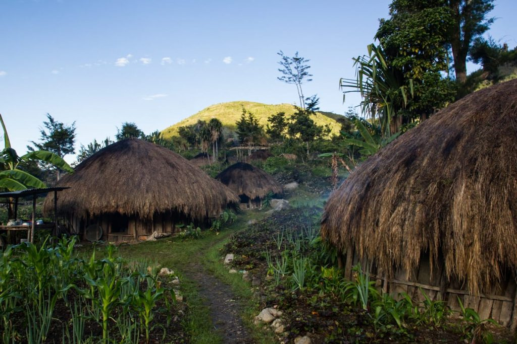 Hitugi Baliem valley