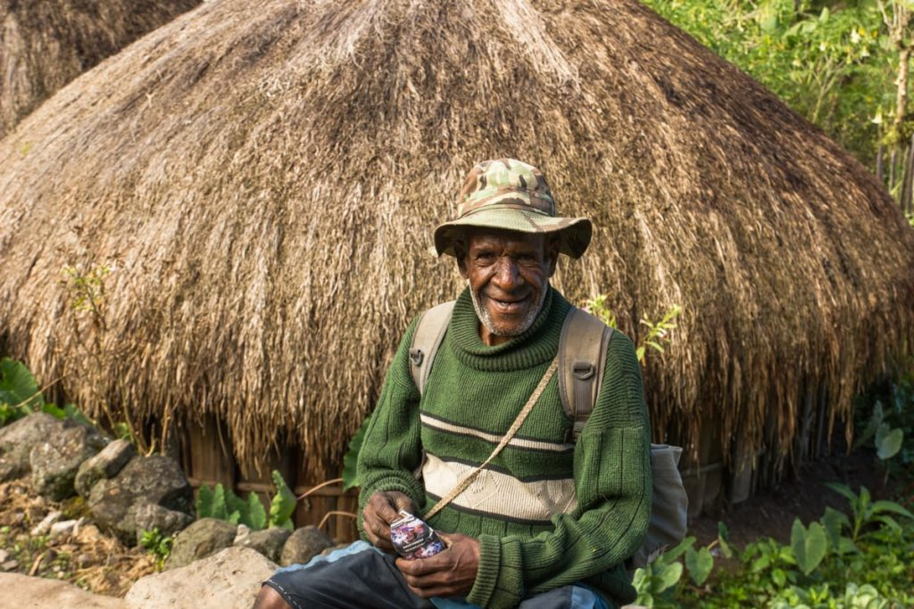 Guide Baliem valley