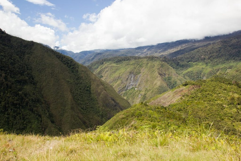 Yogosem Baliem valley