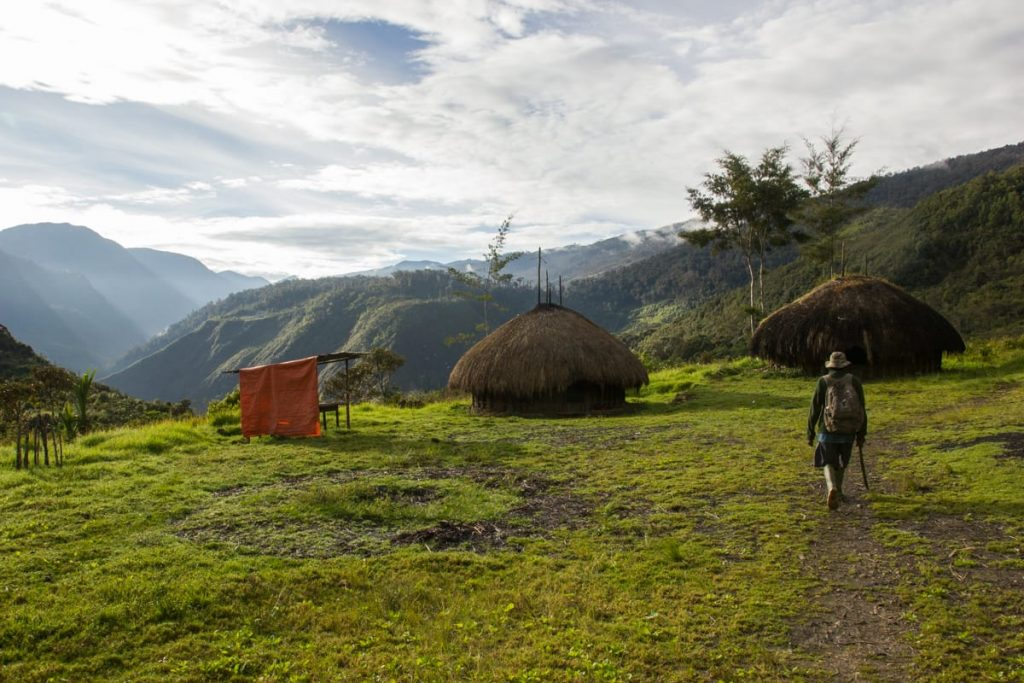 Kiroma Baliem valley