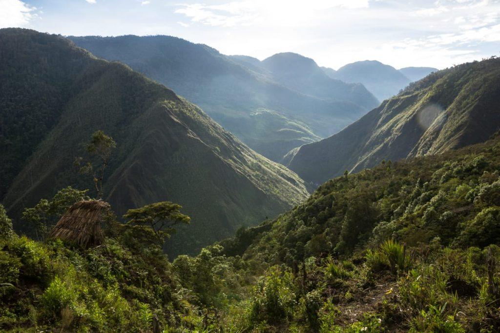 Yogosem Baliem valley