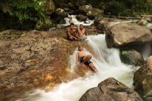 Malanage hotsprings