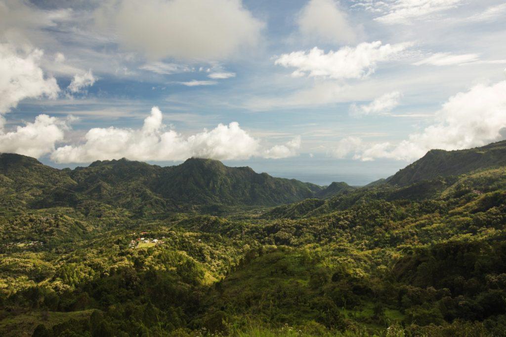 Manulalu viewpoint Bajawa