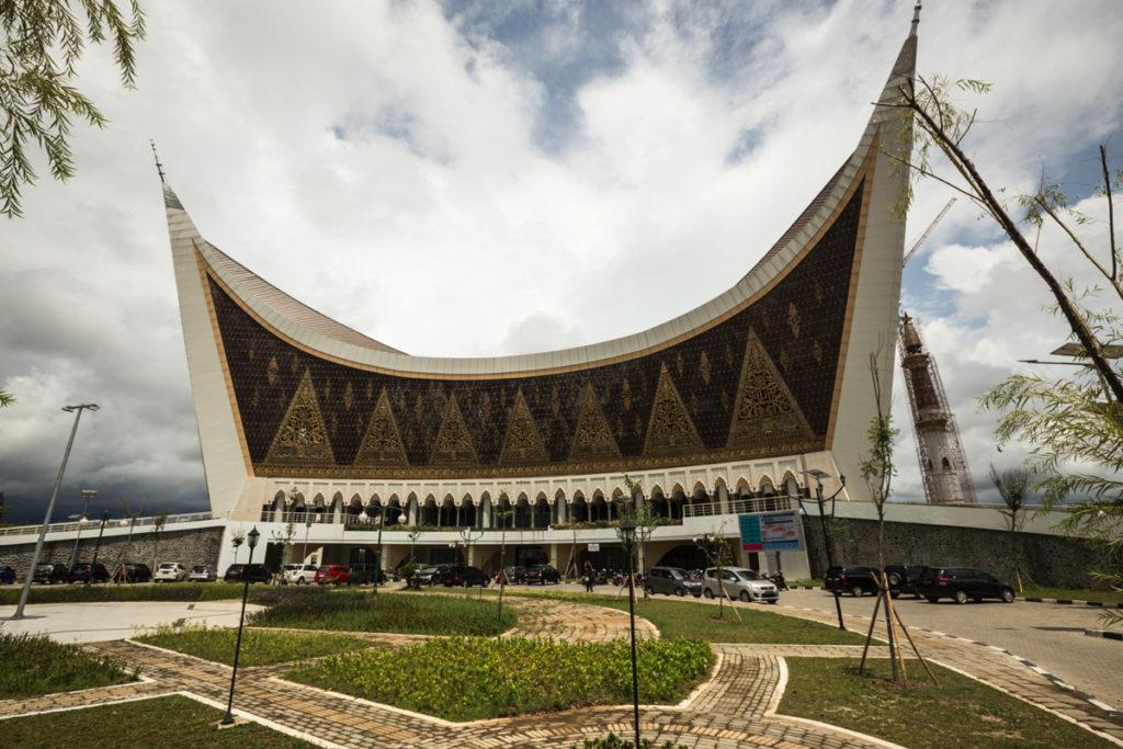 Great mosque Padang