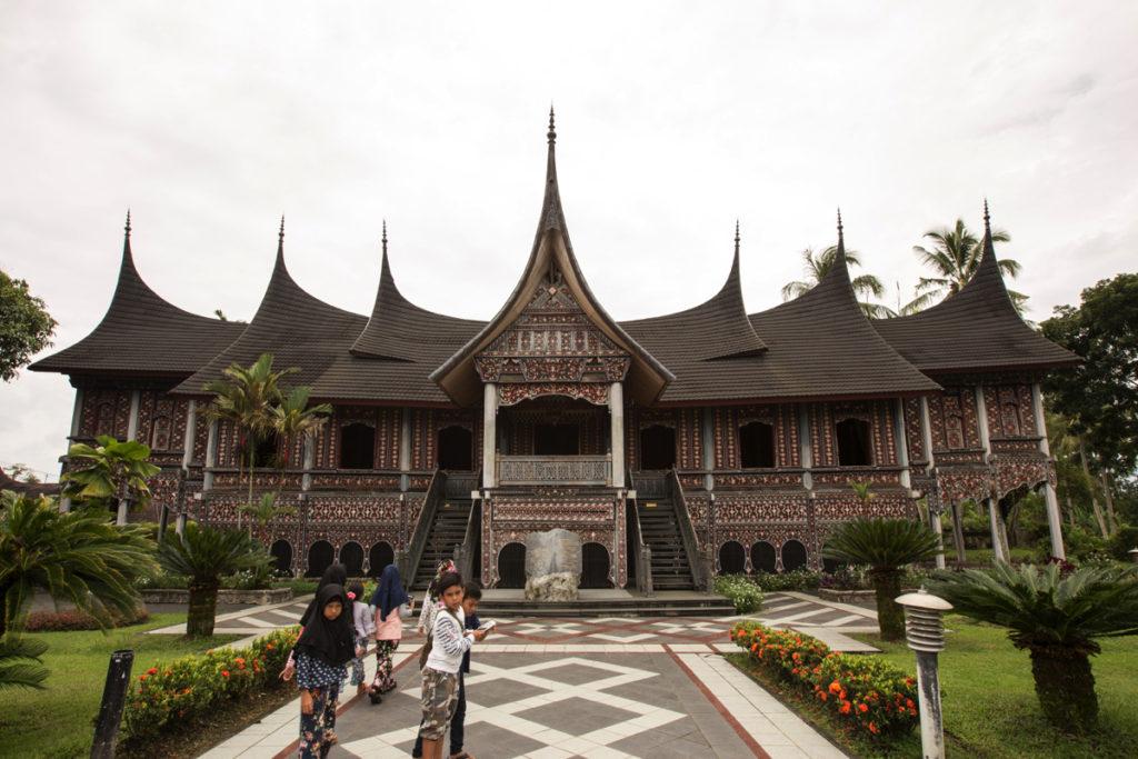 Rumah Gadang Sumatra