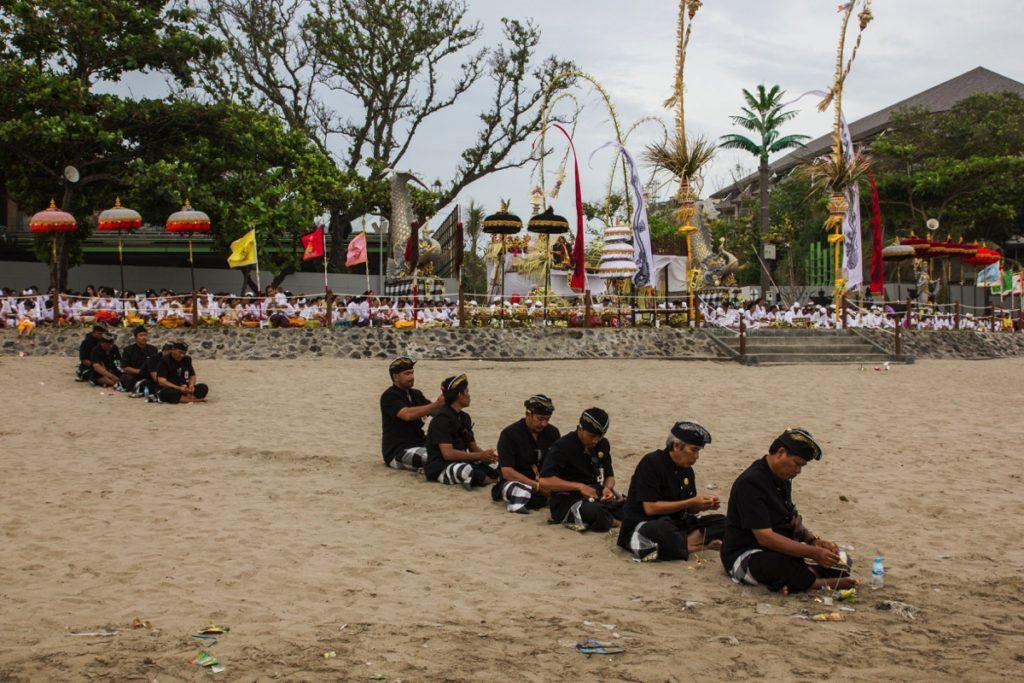 Melasti Bali