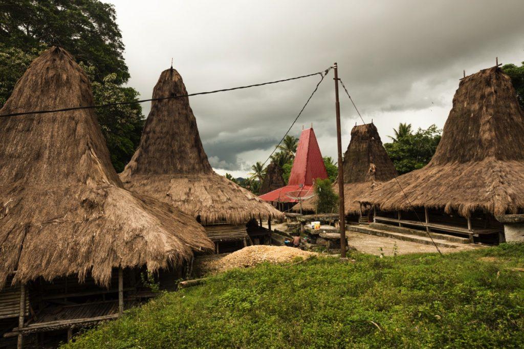 Elu village Sumba