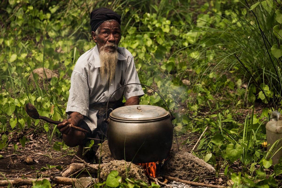 Sumba ritual Rindi
