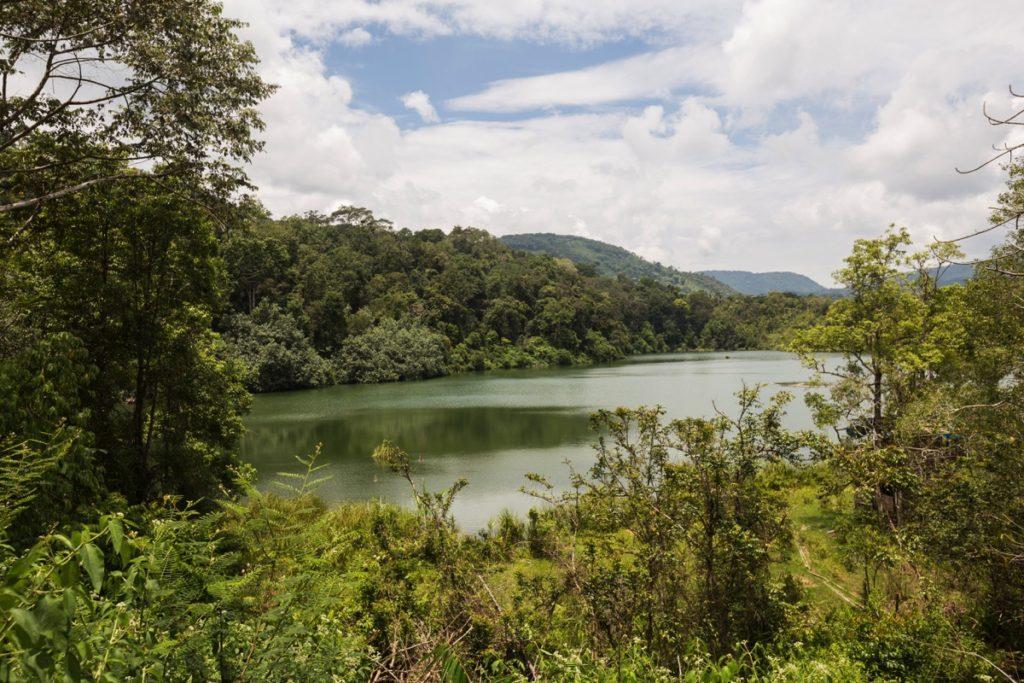 Lake Lingkat Kerinci