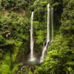 North Bali waterfall