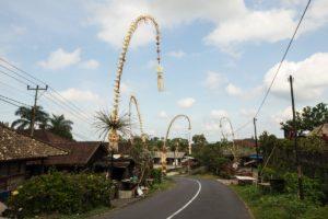Penjor Bali