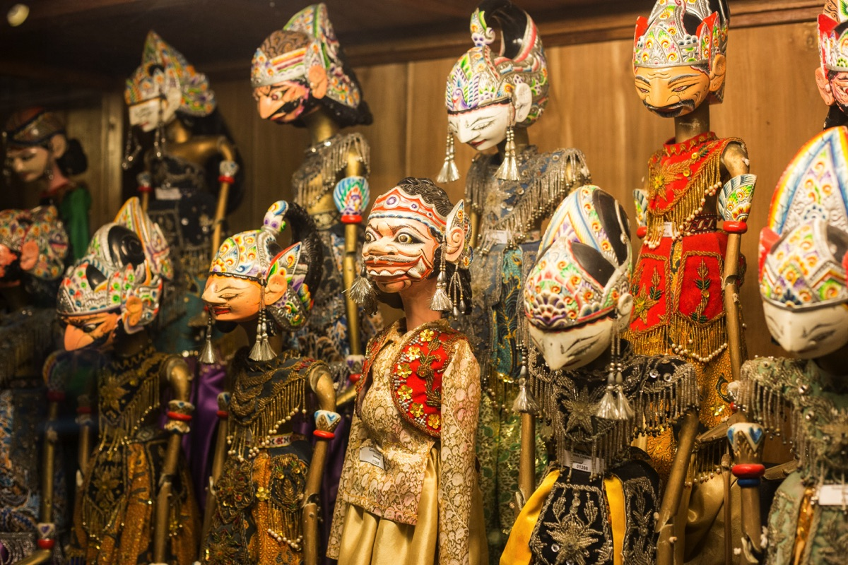 Masks Indonesia