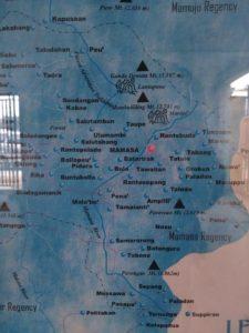 Map Mamasa