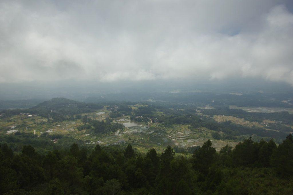 Mount Sesean Toraja