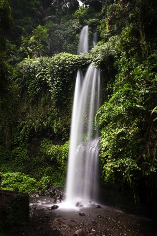 Tiu Kelep Waterfall Lombok