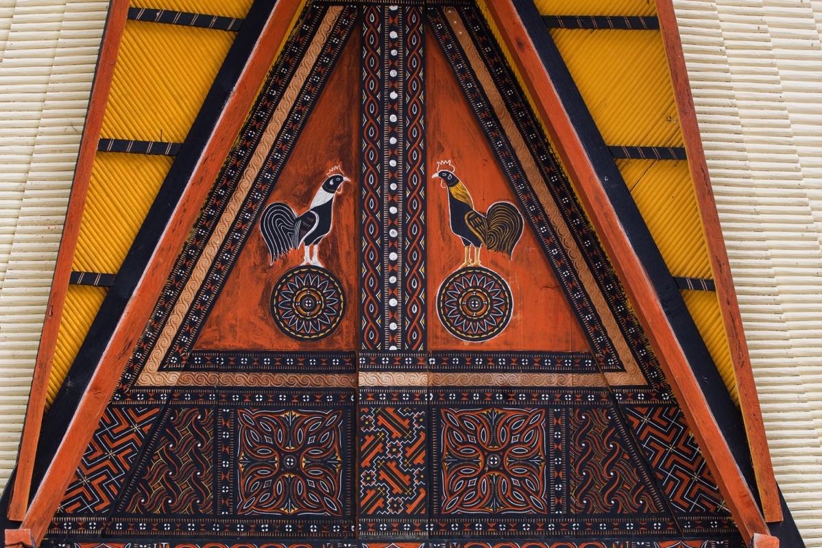 Toraja carving Palawa