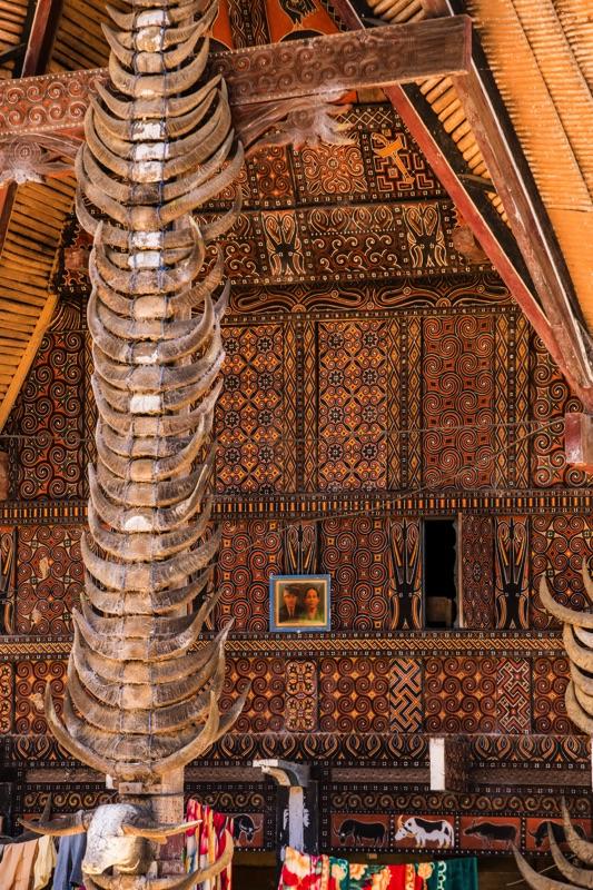 Toraja carving Baruppu