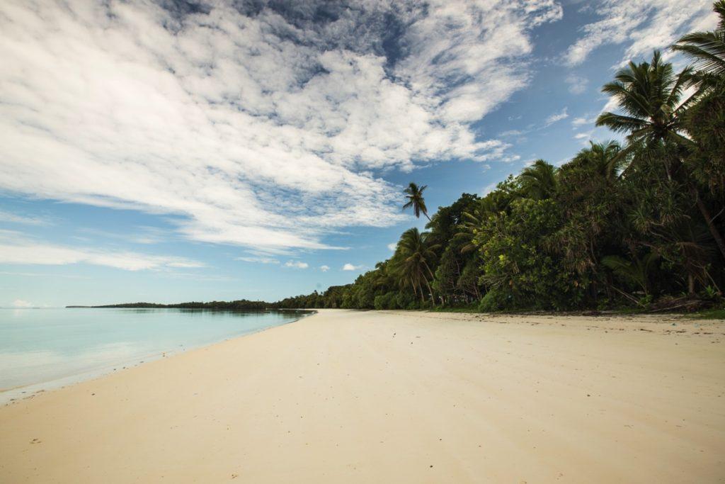 Pantai Pasir Panjang Kei