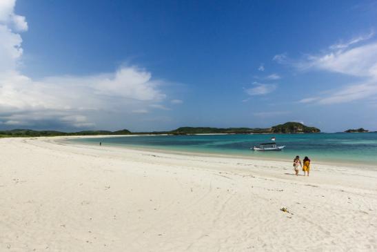 South Lombok Beach