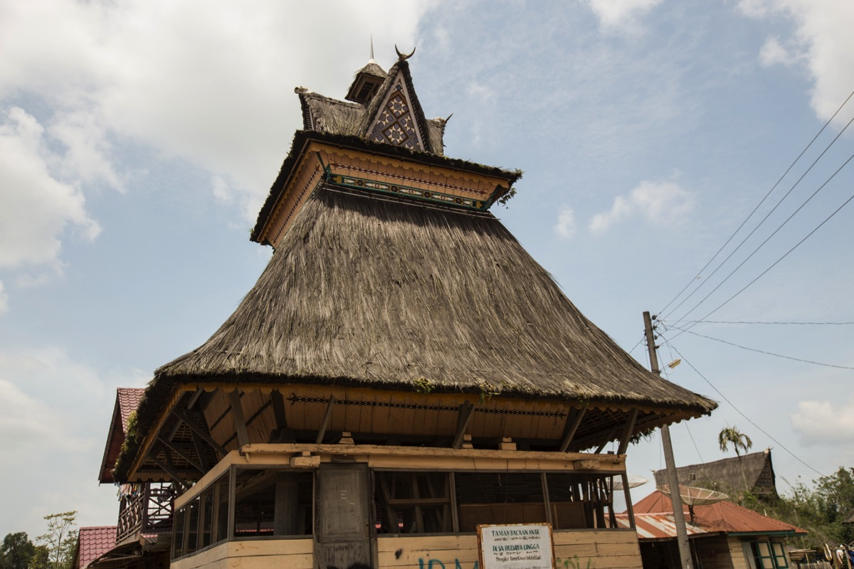 Traditional Indonesia Houses
