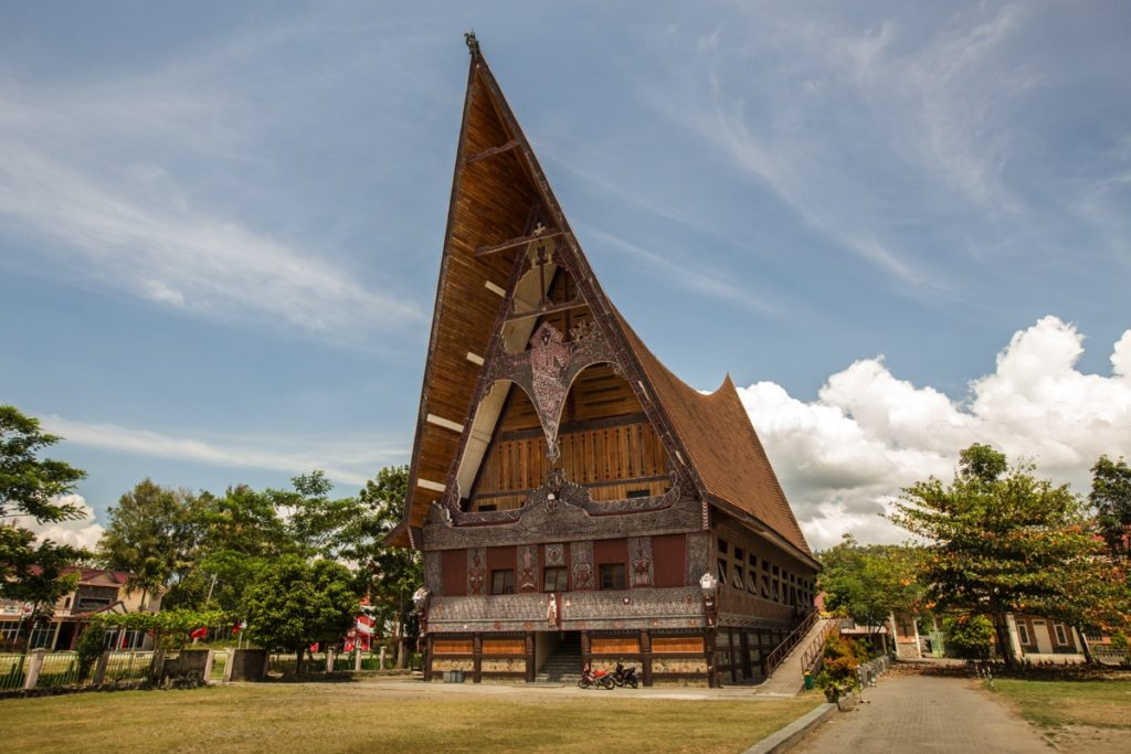 Batak church
