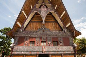 Batak church