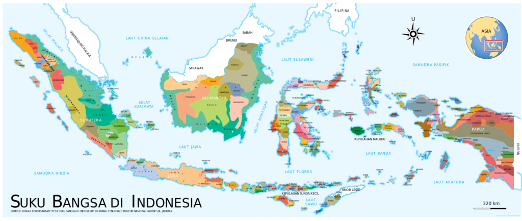 Ethnic group Indonesia