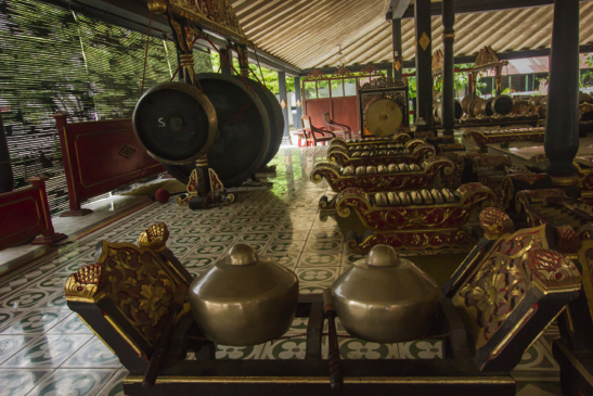 Gamelan Indonesian Music
