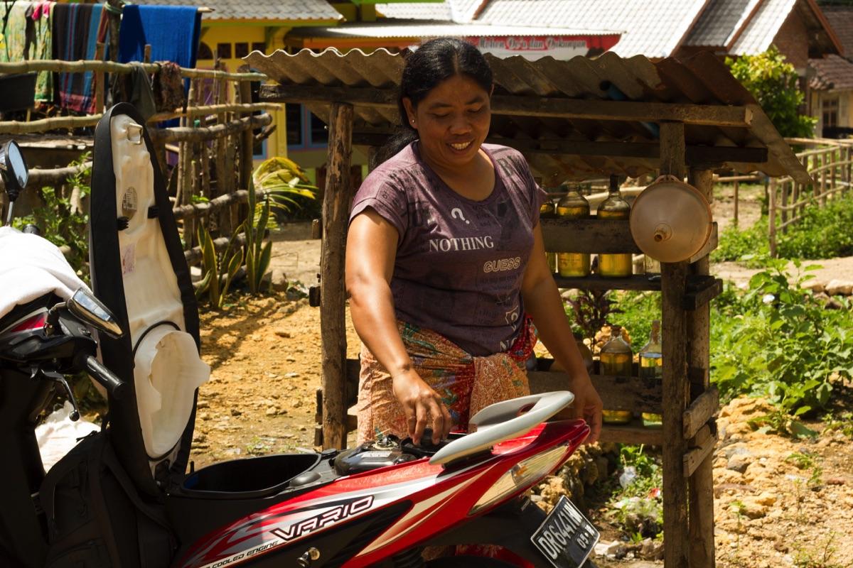 Gasoline Indonesia