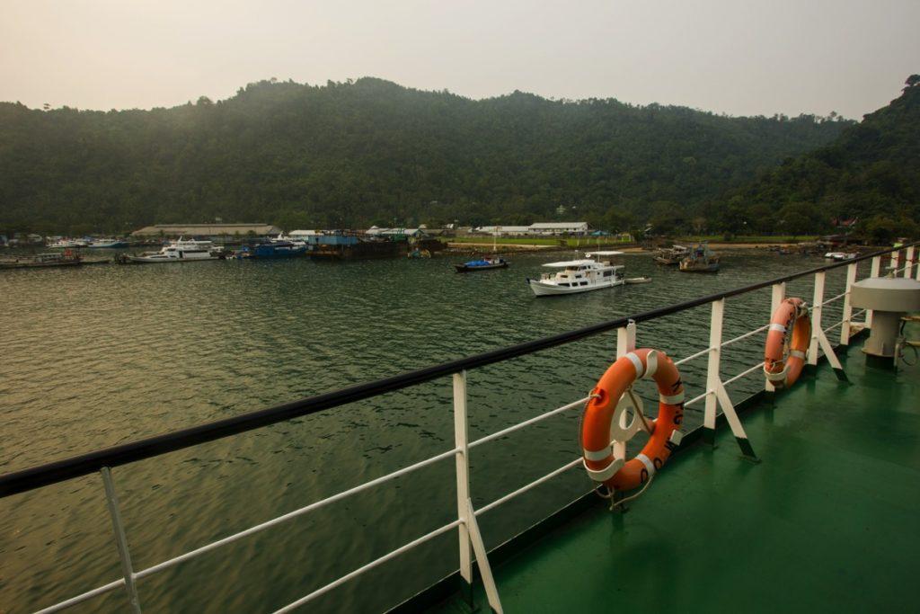 Boat ASDP Indonesia