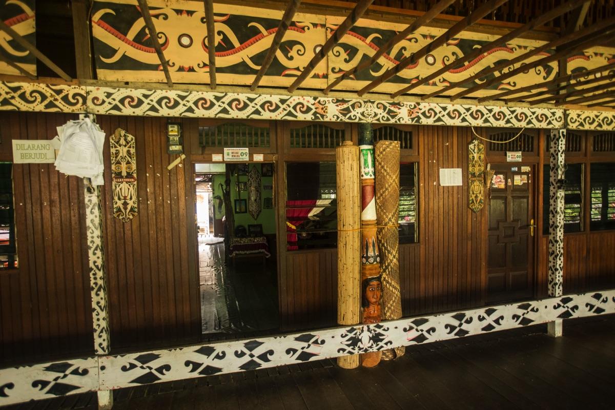 Baligundi longhouse