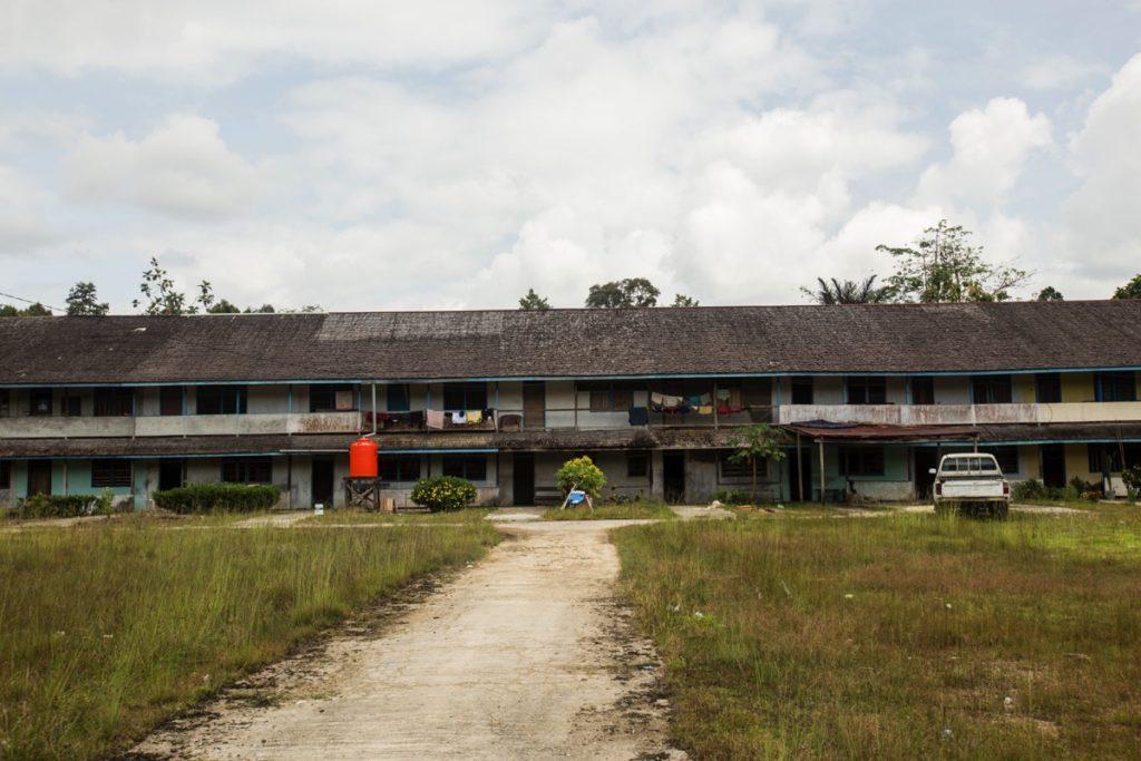 Longhouse Kalimantan