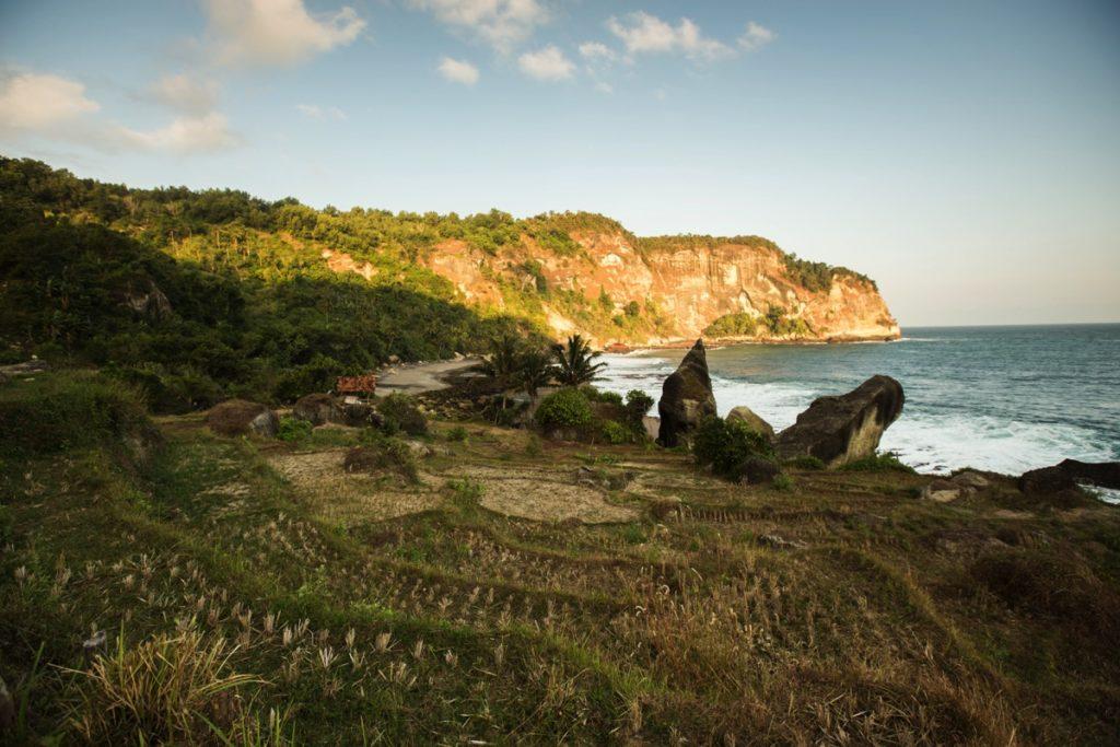 Pangasan beach Pacitan