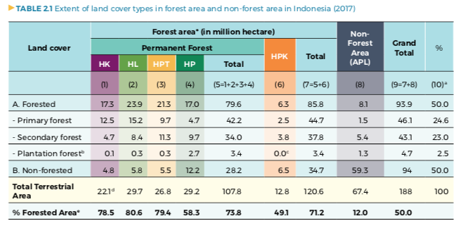 Deforestation In Indonesia : A Summary